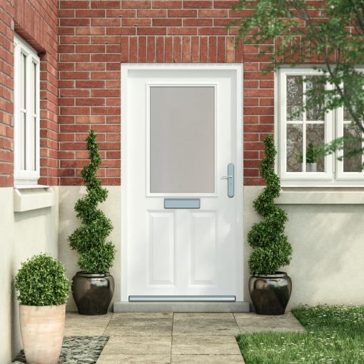 Traditional front door style 5