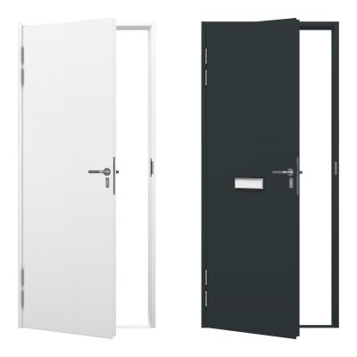 Clearance Fire Rated Doors