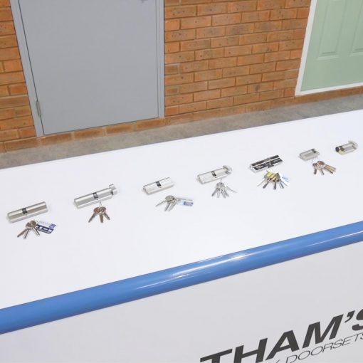 Latham's cylinder range video
