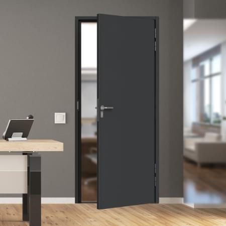 Fire Rated Steel Doors up to FD240