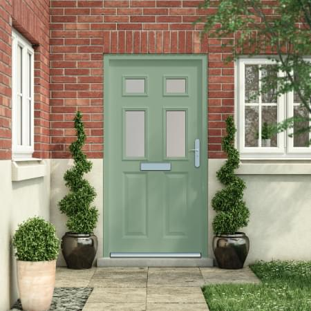 High Security Front Doors Category Image
