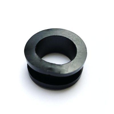 Finger bolt rubber gasket