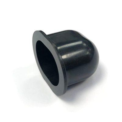 Finger bolt receiver cap