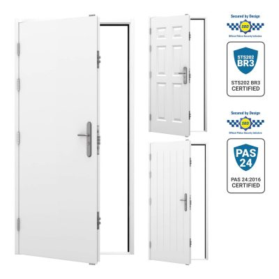 Clearance Security Rated Doors