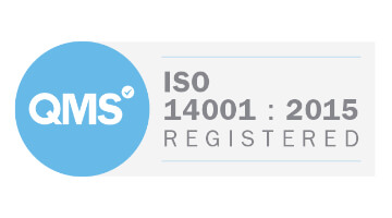 QMS ISO 14001 Accredited