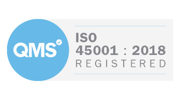 QMS ISO 45001 Accredited
