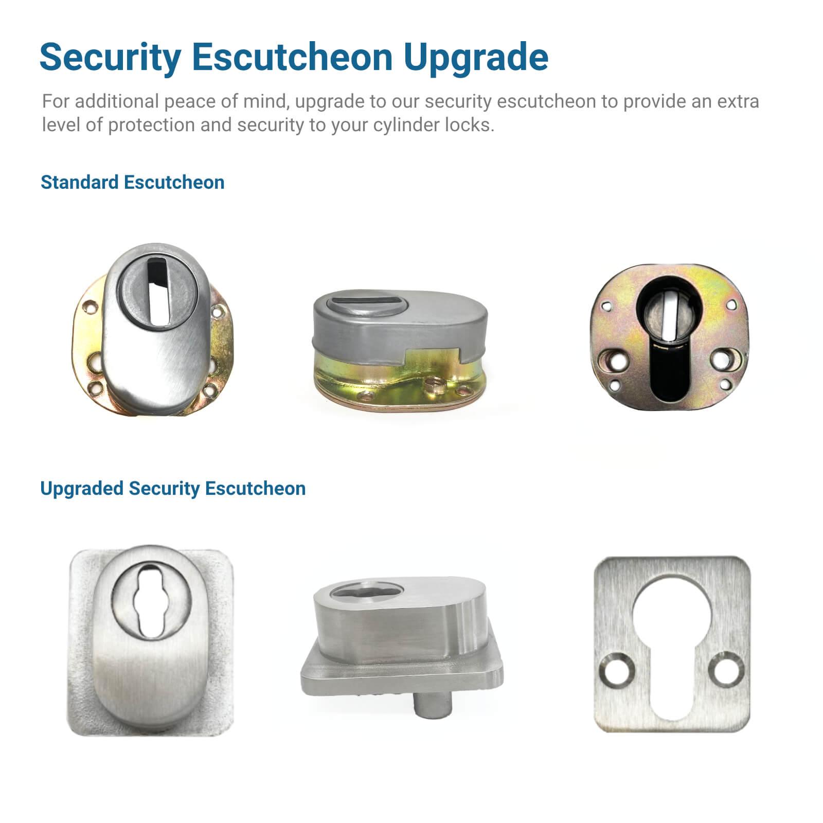 Security Escutcheon More Info